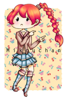 | Chibi Adopt 2 | OPEN | Cherry | by Mikouchan