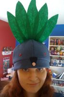 Oddish Hat by Red-Flare