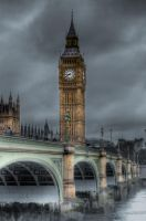 Big Ben old style... by AnemyaPhotoCreations