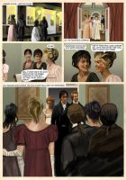 pride and prejudice comic by mail4mac