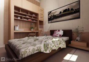 GDP child bedroom by vaD-Endz