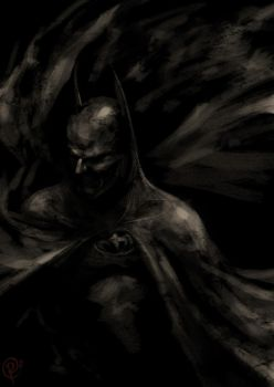 Dark Knight by Roggles