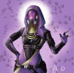 ME - Quarian Machinist by UltimaBeam