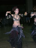 Belly Dancer stock by FairieGoodMother