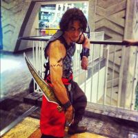 Prince of Persia Cosplay - 8 by vega147