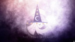 The Time Wizard - Wallpaper by Karl97