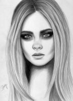 Cara Delevingne by DominiqueKirkby
