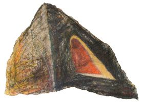 Torn Pyramid by RobLock