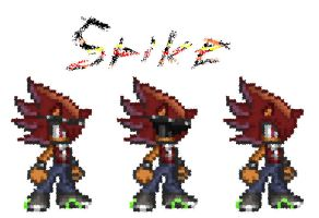 Spike's Actual Revamp by RavTheHedgehog