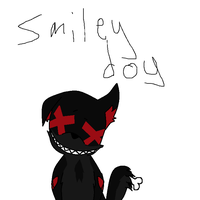 Smiley Dog by artistic-Virgo