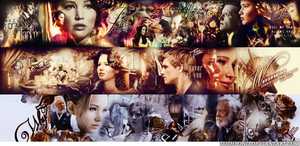 The Hunger Games by toshpond