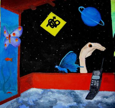 Surrealism Study by lilrach66