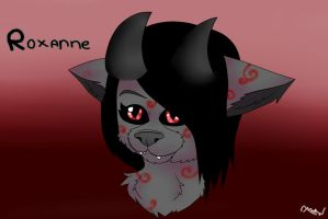 Roxanne the wolf - Icon Comission by KookiesNKreamCollie