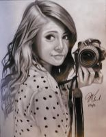 Chrissy Costanza by Joezart