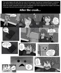 Haunted by CardboardFriend: After the Crash Pg 1 by CreativeAnonymous