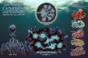 The Coral Cathedral by butterfrog