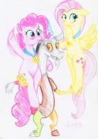 FlutterCordPie by Arxuicy