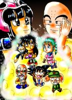 Dragonball: Small Wonders by YamchaFan91