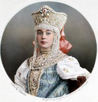 Princess V.M. Kudasheva (nee Nirod) by klimbims