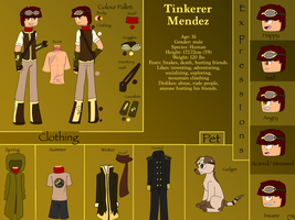 Tinkerer Official Reference. by SilverWingInk