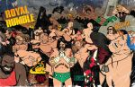 WWE Royal Rumble mash-up by KyleIAM