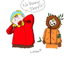 SP: Stopit, Kenneh by Lusikka