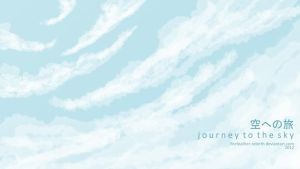 Journey to the Sky by FireFeather-Rebirth