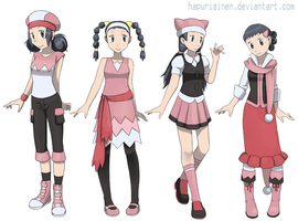 Dawn alt outfits by Hapuriainen