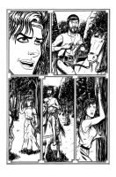 TAW, page 3, inks by VikThor
