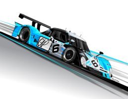 Michael Shank 6 car by graphicwolf
