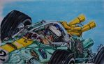jim clark indy 500 by JuanCMendez