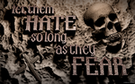 LetThemHate by porletto