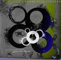 Ornamental Circles by agnesvanharper