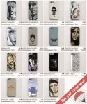 Mobile Covers and Skins on Society6 by Mina-Burtonesque