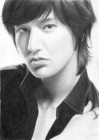 Lee min ho by asas365