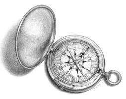 The Magic Compass by MikeSchley
