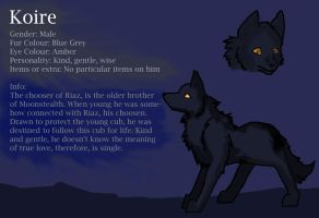 Koire Ref by crystalleung7