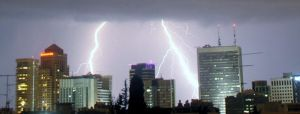 City of Lightning by Pimpernel