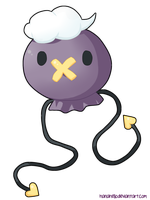 Drifloon by hanahello