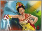 pendet dance by blewh