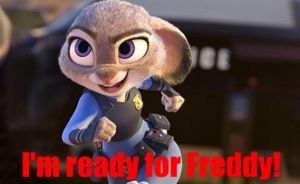 Judy is ready for Freddy by TheBoeingKid