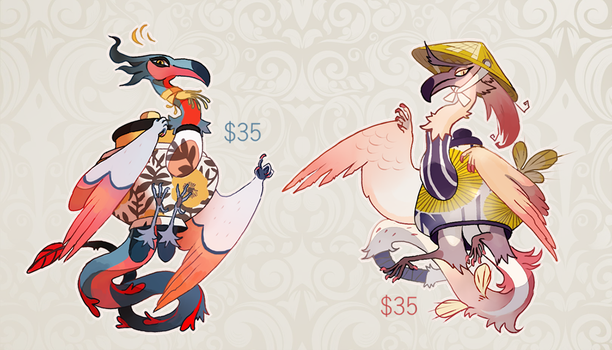 Flampots adopts - $35 - SOLD by Lingrimm