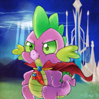 (MADE BY: JIAYI) Hero of the Crystal Empire by TwilightIsMagic