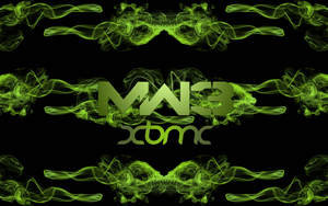 XBMC MW3 Splash by k1m0s