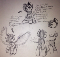 My Ponysona by TheCat-In-TheClouds