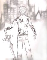 City of Ashes by lanakent