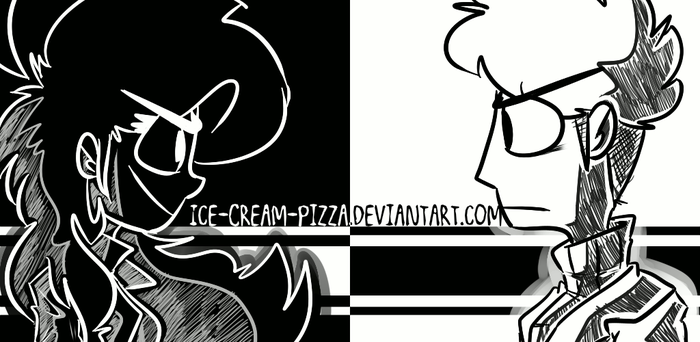 Partners in Crime by Ice-Cream-Pizza