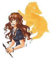 Harry Potter OC - Caren McLean by lanyu