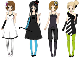 K-ON by duble-enigmatic