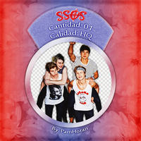 Photopack PNG / 5 Seconds Of Summer / 16 by PamHoran